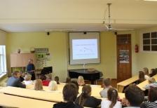 Приграничное сотрудничество представлено в Валмиере, Латвия