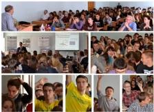 LOGONTRAIN: Викторина о Дне Европейского сотрудничества для студентов Санкт-Петербурга