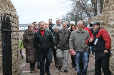 HERITAGE BUSINESS: Study tour of SMEs from Ape region, Latvia to Pskov region, Russia