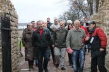 HERITAGE BUSINESS: ознакомительный тур МСП из региона Апе, Латвия в Псковскую область, Россия