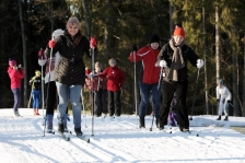 SVS ACTIVETOUR: First cooled ski track in Eastern Europe opened in Sigulda, Latvia