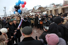 RIVER PROMENADES II: Festive opening of River Promenades in Border Towns Narva and Ivangorod