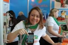 VIA HANSEATICA: Мобильное приложение – новое, яркое, современное – представлено в Санкт – Петербурге, Россия