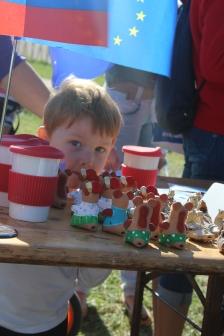 Приграничное сотрудничество раскрывает новые возможности для детей на приграничных территориях.