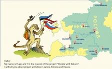 PEOPLE WITH NATURE: второй выпуск новостей увидел свет – все о партнерах проекта и мероприятиях в Эстонии, Латвии и России