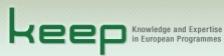 KEEP: 85% проектов и бенефициаров - участников территориального сотрудничества на одном веб ресурсе