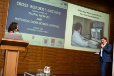 "E-ARCHIVE: International conference marks conclusion of the project ""Cross Border E-archive"""