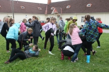 PEOPLE WITH NATURE: International nature camp in Estonia joined teenagers from three countries