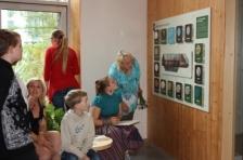 PEOPLE WITH NATURE: Новая экспозиция открылась в Доме Природы в Тарту