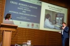 """E-arhīvs: Starptautiska konference iezīmē projekta """"Pārrobežu e-arhīvs"""" noslēgumu"""