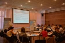 Vene partnerite audiitorid osalesid Peterburis sekretariaadi poolt korraldatud konsultatsioonil