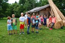 AAC: Семинар по экспериментальной археологии в Рыуге, Эстония