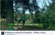 Результаты приграничного сотрудничества в оригинальном видео Программы