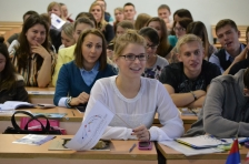 ECDay: For the second time ECDay QUIZ joined project partners and students of ST. Petersburg Transport University
