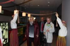 Eiropas sadarbības dienas ietvaros Balvos atvērta nemateriālā kultūras un vēstures mantojuma ekspozīcija