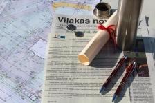 """LSP-4: Ielikts pamatakmens moderna robežšķērsošanas punkta """"Vientuļi"""" izveidei Latvijā"""