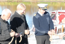 "LSP-3: ""Common Peipsi"" opens modern boat harbour in Tartu – new gate to the Hanseatic city"