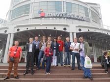 T&L: Преподаватели организаций – партнеров проекта приняли участие в учебной поездке на Автомобильно-промышленную выставку AUTOMECHANIKA 2014 во Франкфурте.