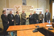 LOGONTRAIN: The Final Conference of the Project in St.Petersburg, Russia