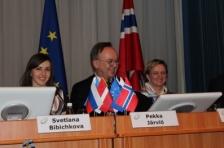 Программа приняла участие в 10-ой Юбилейной Международной Конференции по приграничному сотрудничеству в Санкт-Петербурге