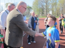 BE GOOD AT SPORT: The best gratitude is brightness in the eyes of children, project partners conclude, finalizing the project