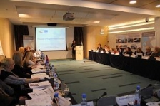St.Petersburg hosts 9th meeting of the Joint Monitoring Committee of the Programme
