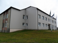 GREEN PUBLIC HOUSES: Municipal centre in Misso and two municipal buildings in Strugi-Krasnye District have been reconstructed