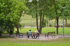GREEN MAN: Projekts pierobežas pilsētās veiksmīgi atjauno 17 ha zaļās zonas