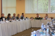 Joint Monitoring Committee of the Latvia-Russia Programme meets for the first time