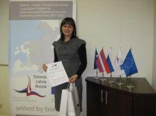 Apvienotā vadošā iestāde un Latvijas kempingu asociācija parakstījusi granta līgumu par programmas līdz-finansējumu pārrobežu sadarbības projektam 260 496, 00 eiro apmērā