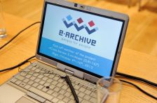 "Kick-off seminar of the project ""Cross Border E-archive"" in Riga, Latvia"
