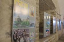 "Exhibition ""Narva and Ivangorod: united by border"" crosses the border"